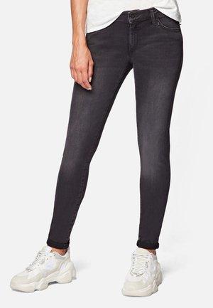 LEXY - Jeans Skinny Fit - dark smoke super move