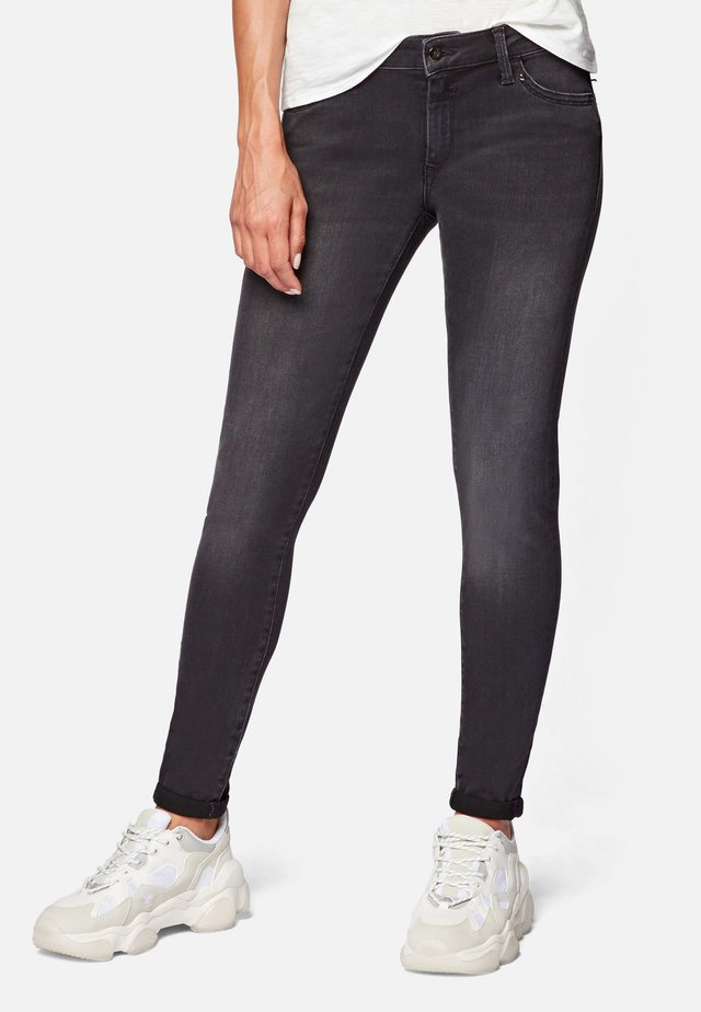 LEXY - Jeans Skinny Fit - dark smoke super move