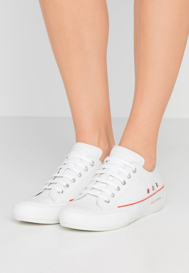 CAPRI - Baskets basses - bianco