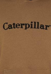 Caterpillar - HOODIE - Luvtröja - camel - 2