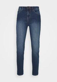 Wallis Petite - MIDWASH SCARLET - Straight leg jeans - blue - 5