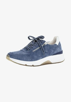 Trainers - jeans weiss