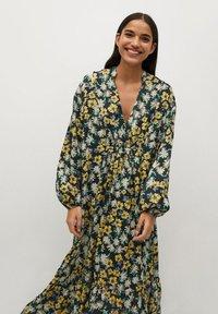 Mango - CRIS - Maxi dress - schwarz - 2