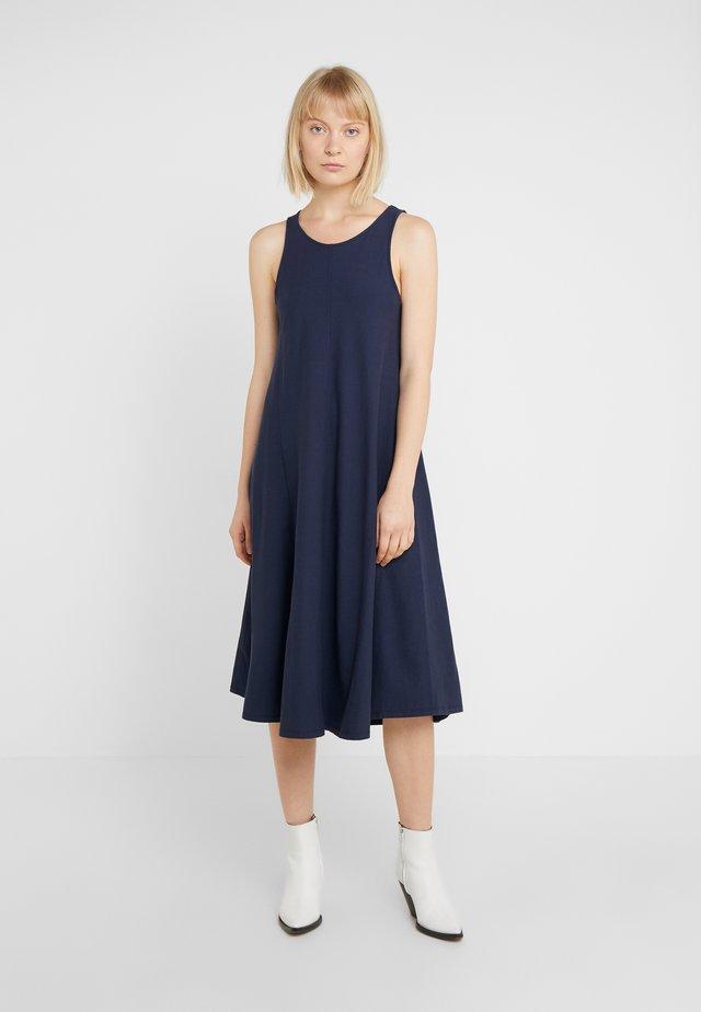 SORANA - Jersey dress - navy