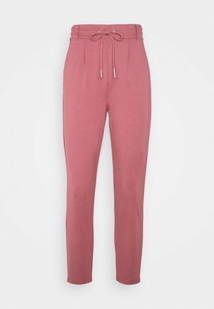 ONLPOPTRASH EASY PANT - Tracksuit bottoms - wild ginger