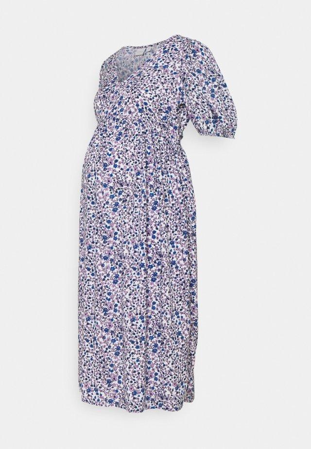 MLSILJA DRESS - Denní šaty - viola