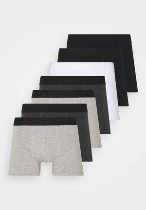 TRUNKS 7 PACK - Onderbroeken - grey