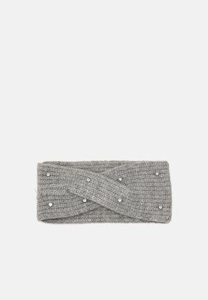 ONLSALINA HEADBAND - Ear warmers - light grey melange