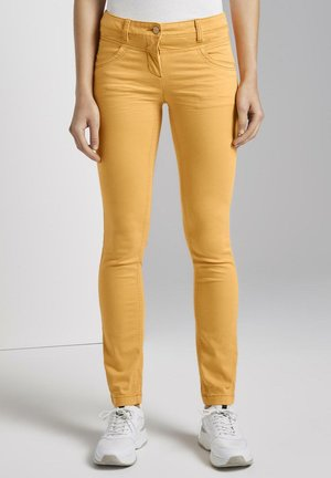 ALEXA - Slim fit jeans - merigold yellow