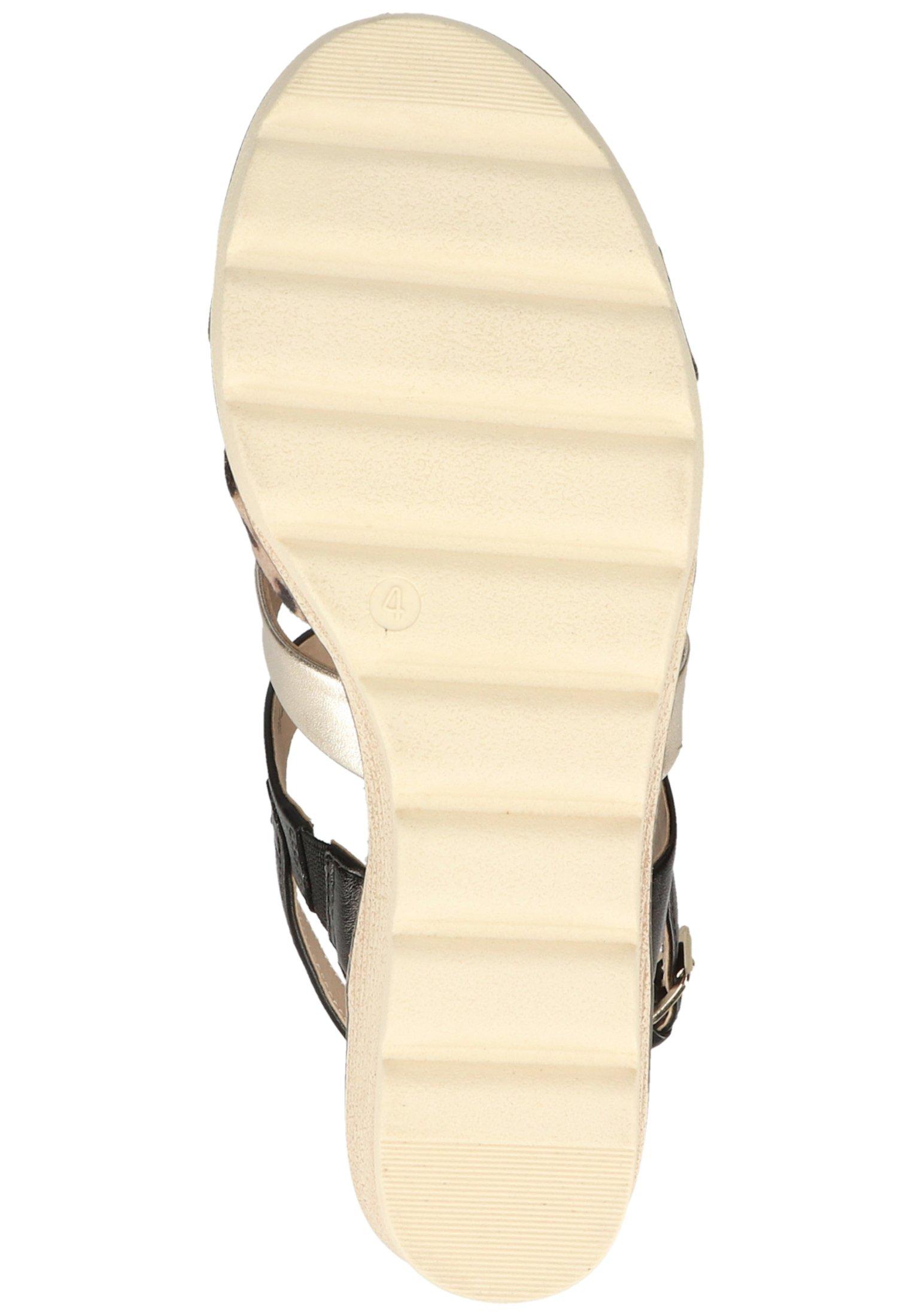 Scarpe da donna Caprice Sandali con zeppa leo comb 939