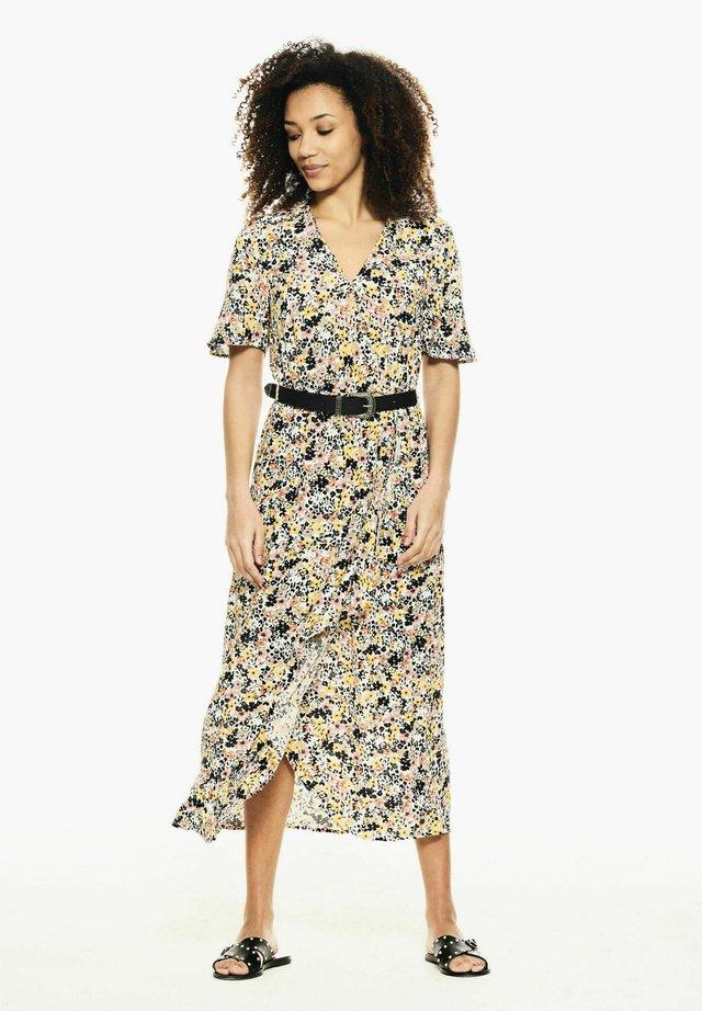 Korte jurk - buttercup