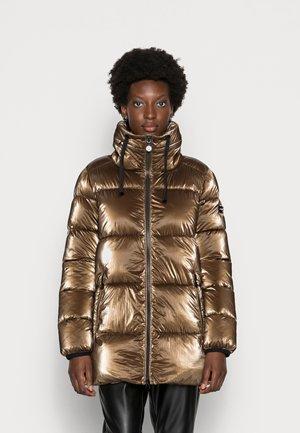 ELIZA - Winter coat - copper brown