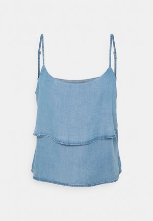 ONLULRIKA LIFE STRAP - Top - medium blue denim