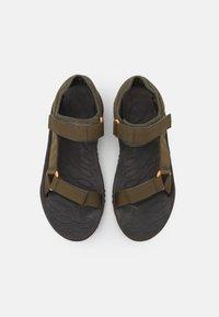 Merrell - KAHUNA WEB - Chodecké sandály - olive - 3