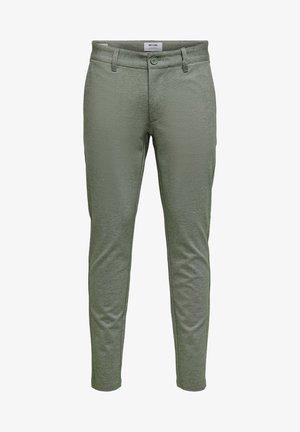 ONSMARK TAP PANT  - Trousers - olive night