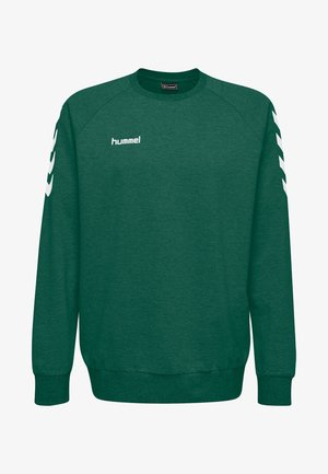 HMLGO  - Sweatshirt - evergreen