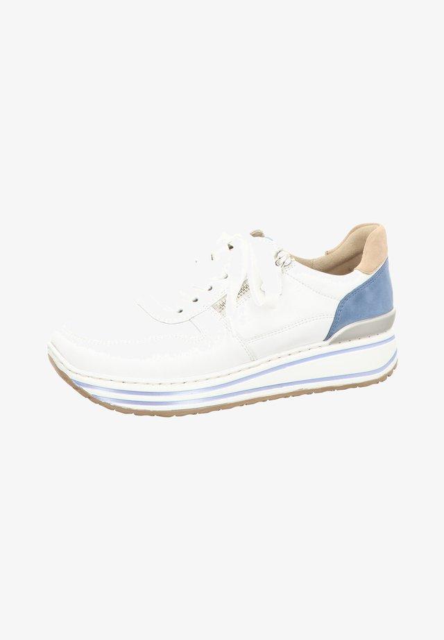 Sneakers laag - weissskycamel