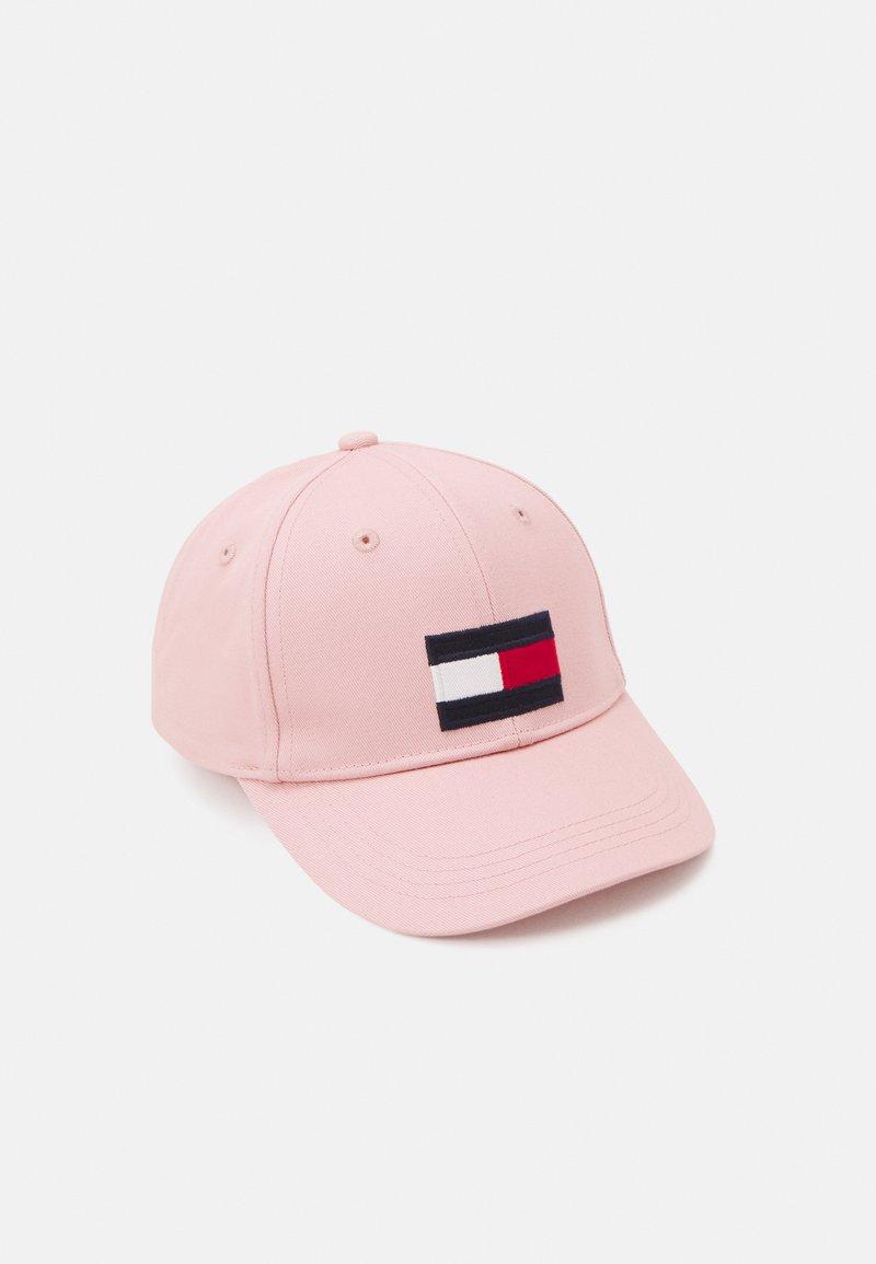 Tommy Hilfiger - BIG FLAG UNISEX - Kšiltovka - pink