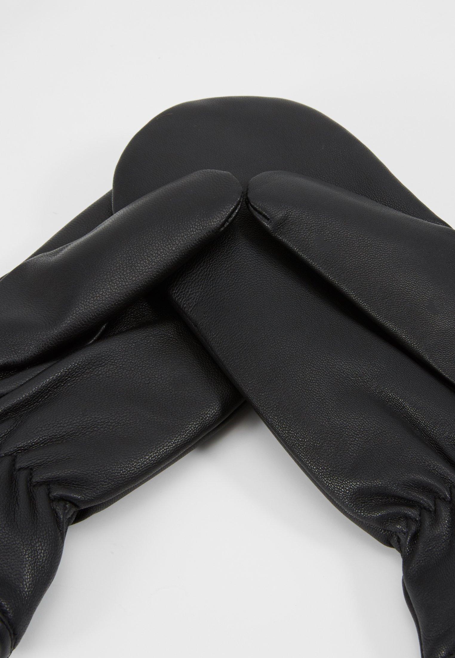 Pieces Votter - black/svart kpnLZ4I7wnFlTyC