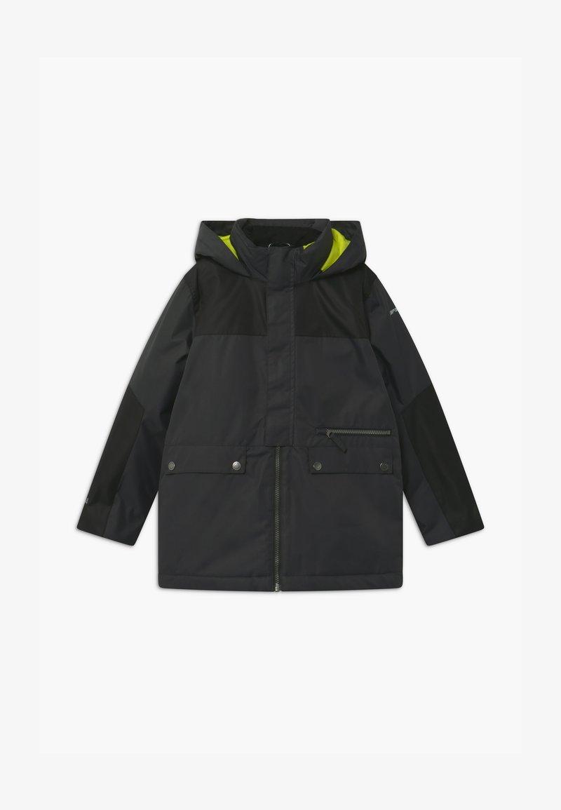 Icepeak - KENNER UNISEX - Zimní kabát - anthracite