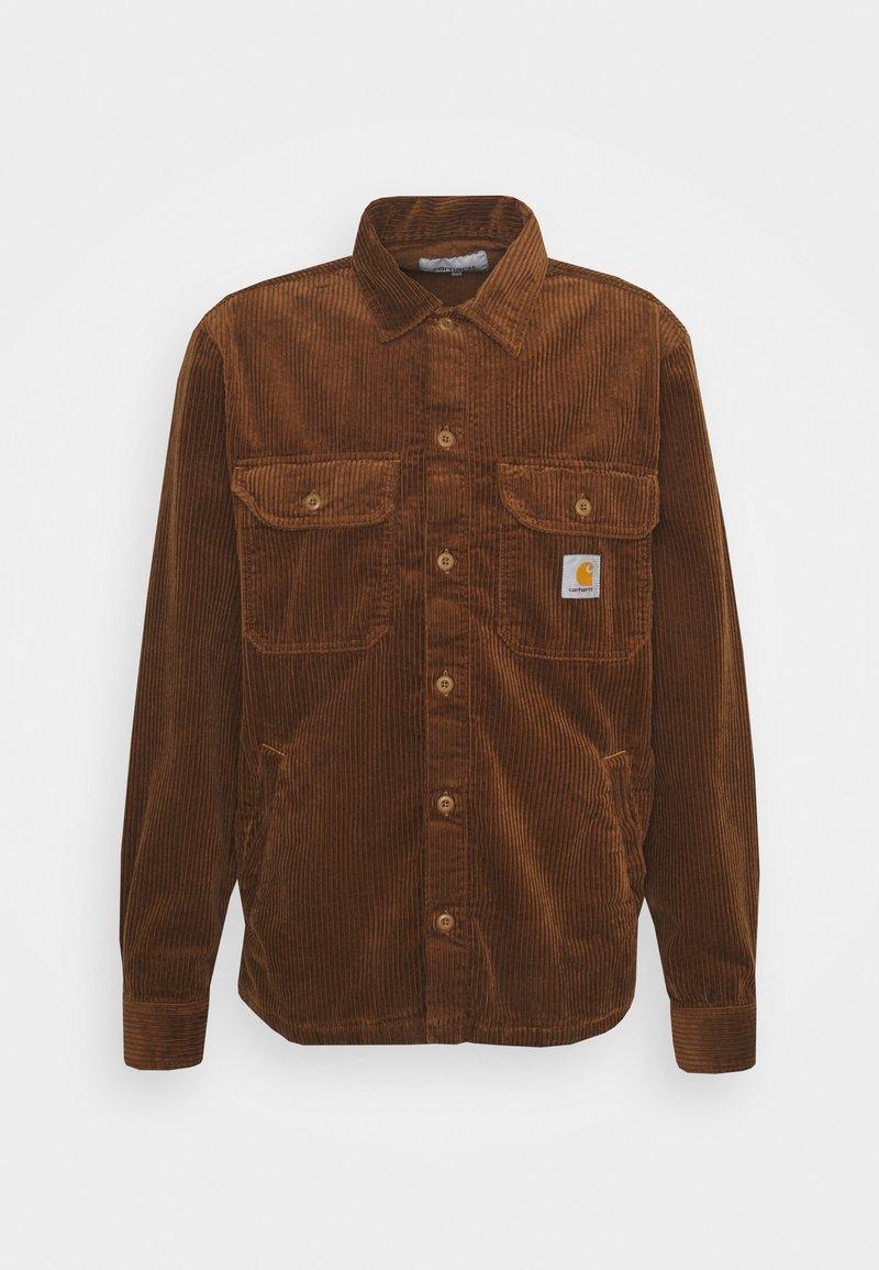 Carhartt WIP - DIXON URBANA - Lehká bunda - hamilton brown