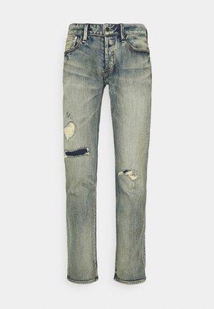 RAZOR - SLIM FIT JEANS - Straight leg jeans - blue