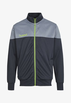 SIRIUS POLY  - Training jacket - dark slate/tradewinds