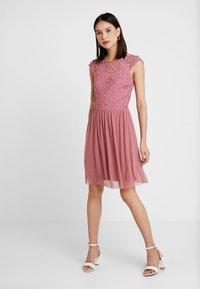 ONLY - ONLCROCHETTA - Day dress - mesa rose - 0