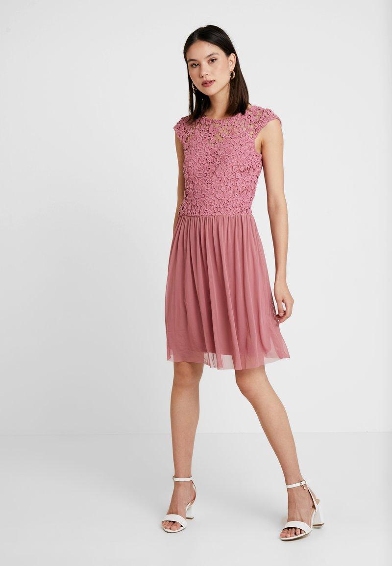 ONLY - ONLCROCHETTA - Day dress - mesa rose