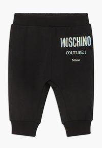 MOSCHINO - TRACKSUIT SET - Sweatshirt - black - 2