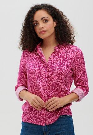 JOY WILD ANIMAL - Button-down blouse - pink