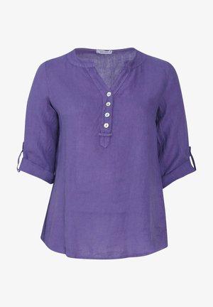 Blouse - purple