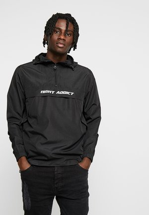 PRIME - Windbreaker - black