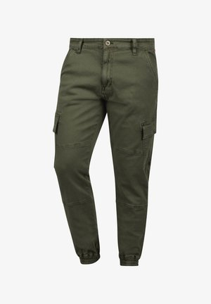 CARGOHOSE BROMFIELD - Cargo trousers - army