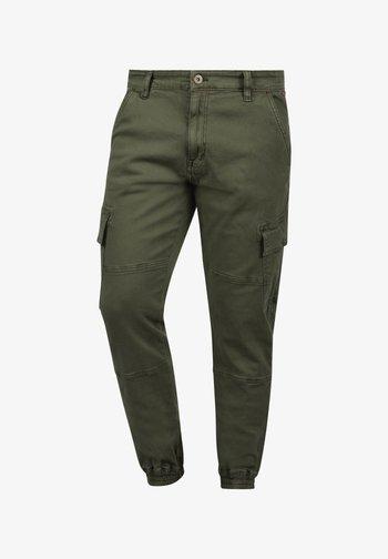 CARGOHOSE BROMFIELD - Pantaloni cargo - army