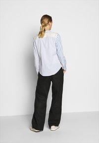 Lauren Ralph Lauren - JAMELKO LONG SLEEVE - Button-down blouse - multi coloured - 2
