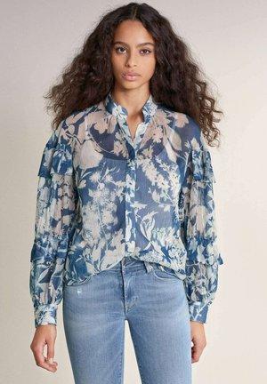 GEORGIA  - Button-down blouse - weiß