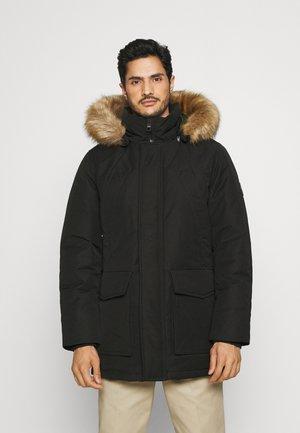 ROCKIE - Down coat - black
