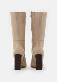 Tamaris - High heeled boots - ivory - 3