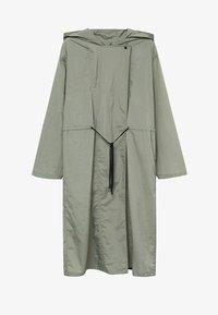 Mango - Waterproof jacket - kaki - 6