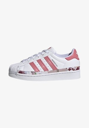 SUPERSTAR SHOES - Tenisky - ftwr white/hazy rose/hazy rose