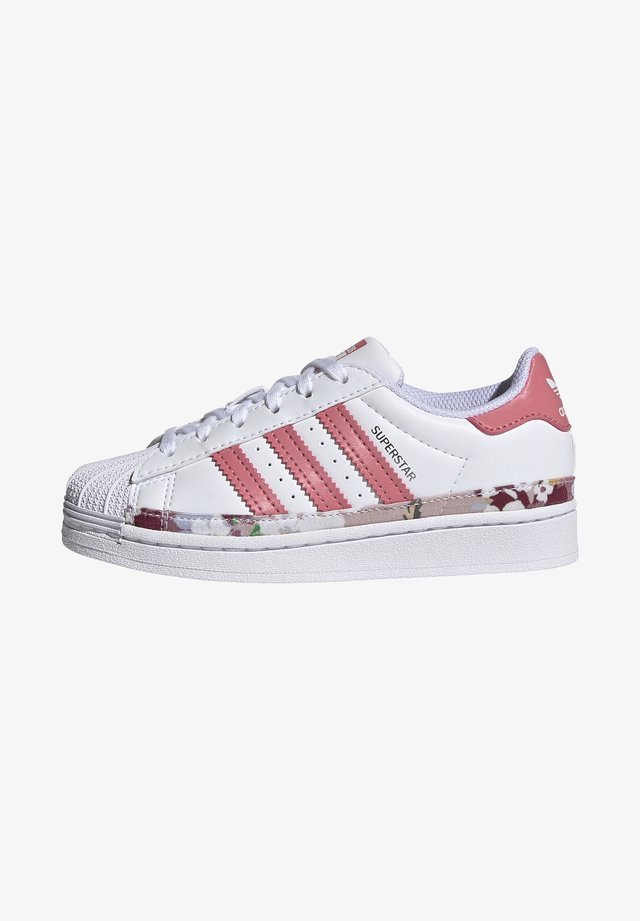 SUPERSTAR SHOES - Baskets basses - ftwr white/hazy rose/hazy rose