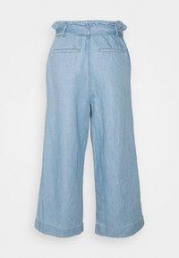 Esprit - Trousers - blue light wash - 1