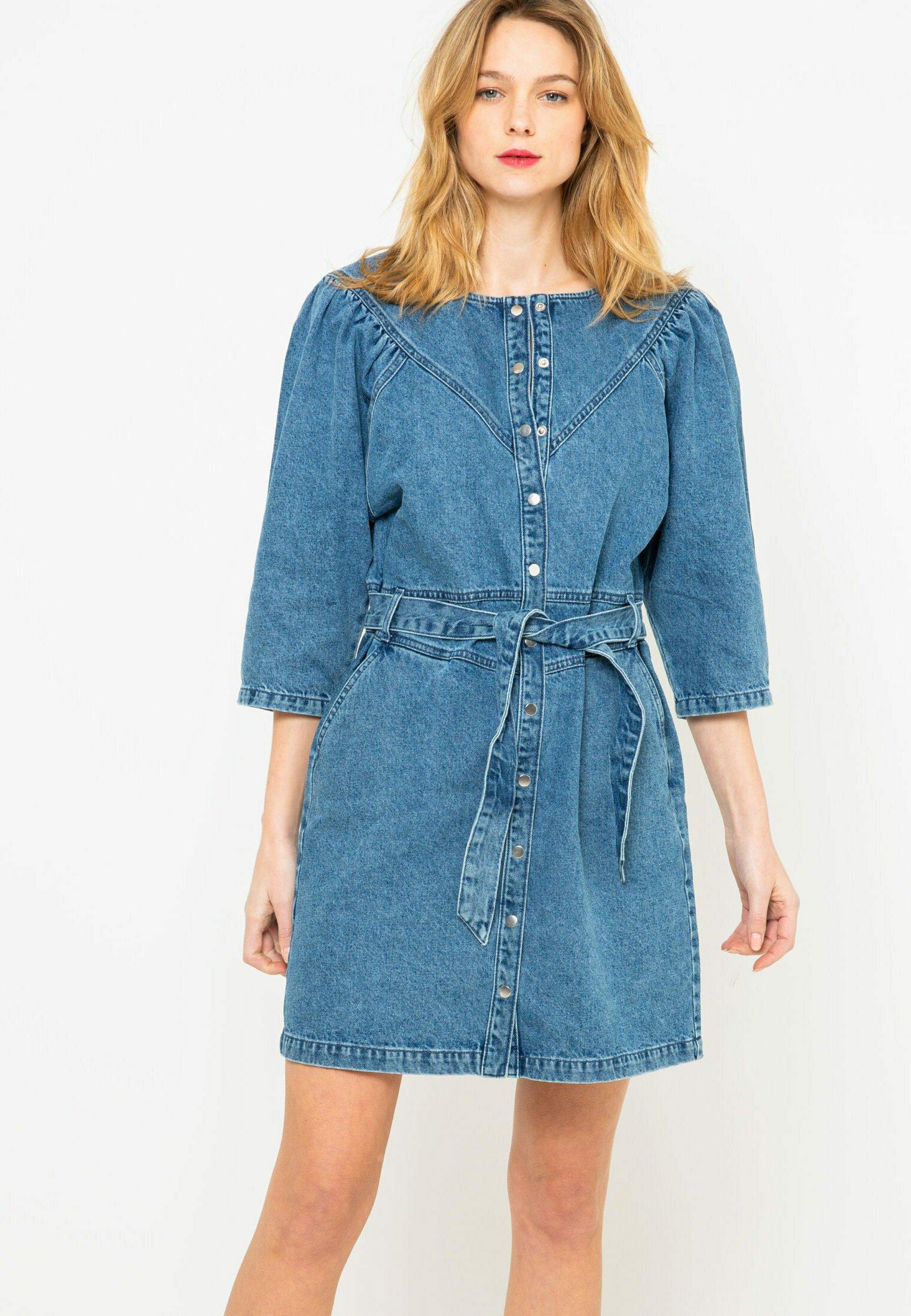 Femme ROBE - Robe en jean