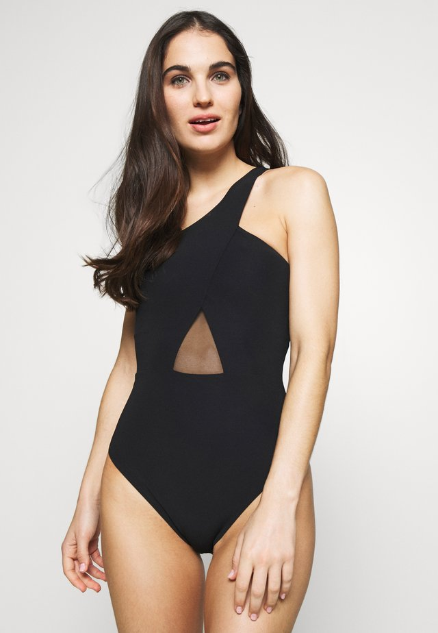 CONSPIRE - Swimsuit - black