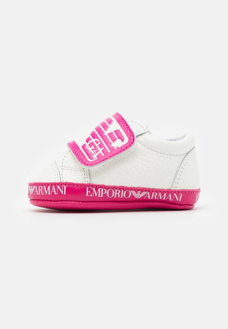Emporio Armani - First shoes - white
