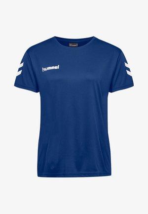 T-shirt imprimé - true blue