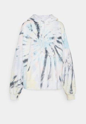 CLASSIC LOW HOODIE WASH - Sweatshirt - blue