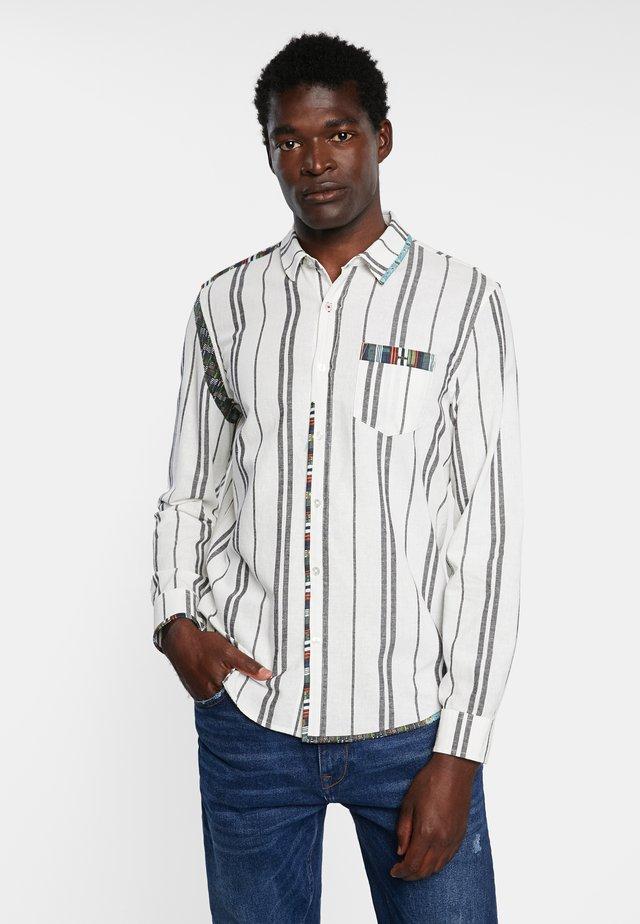 CAM ADEMAR - Overhemd - white