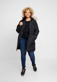Vero Moda Curve - VMTROK EXPEDITION  - Winter coat - black - 1